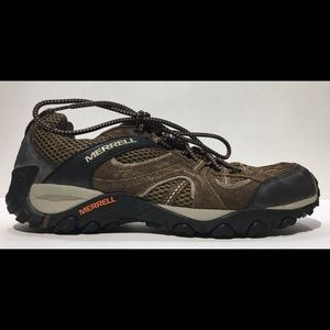 MERRELL Yokoto Sz 7.5 Vented Trail Hiking Shoe